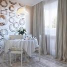 Чем обшить стены в кухне частного дома