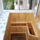 Погреб на балконе: как сделать погреб на лоджию первого этаж.