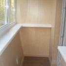 Ремонт балкона (130 фото): и лоджии 6 метров внутри своими р.