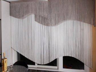 тюль на кухню 2019 96 фото современные кухонные шторы новинки в