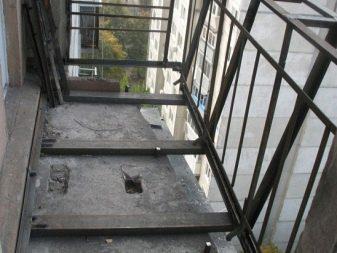 Расширить балкон - как расширить балкон, на сколько 29