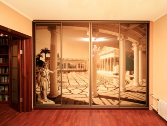 Шкаф-купе в прихожую (130 фото): современные модели в коридор, красивые проекты