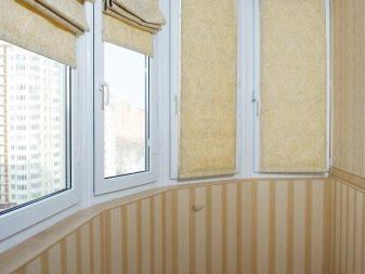Жалюзи на балкон (75 фото): какие лучше на лоджию и окно с б.