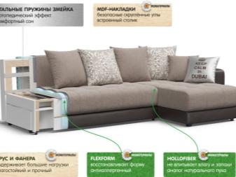инструкция сборки дивана дубай