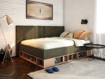 полутороспальные кровати 74 фото какие размеры имеет полуторка