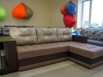 много мебели экокожа