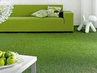 Цвет ковролина (34 фото): зеленый, черный и красный ковролин в интерьере, синие, бежевые и коричневые изделия