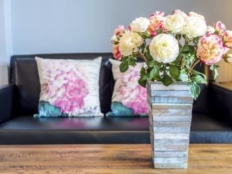Декоративные растения в квартире какие. Творческий проект «Растение в интерьере жилого дома