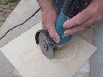 Отрезной круг для плитки