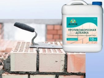 Пропорции цементного раствора