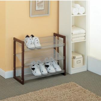 Узкие обувницы в прихожую (69 фото): красивые прямые и угловые модели Ikea с сиденьем из железных и пластиковых материалов, размеры глубиной 13 см и другие