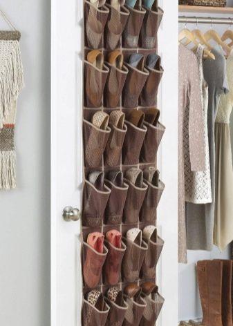 Шкаф купе место для обуви