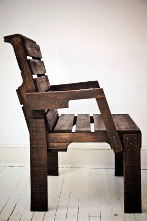 Деревянное кресло своими руками чертежи фото 576