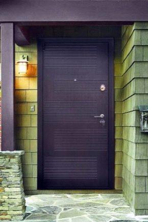 Двери «МетаЛюкс»