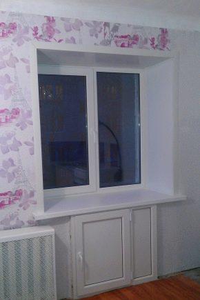 Холодильник под окном отделка своими руками фото фото 360