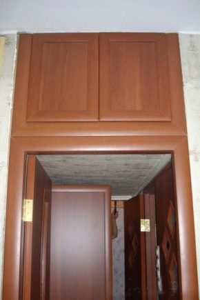 Антресоли в коридоре
