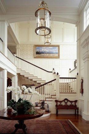 Дизайн холла: особенности большого пространства