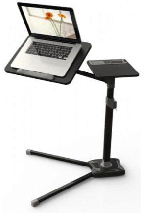 Складной столик для ноутбука прикроватный массажер из кин