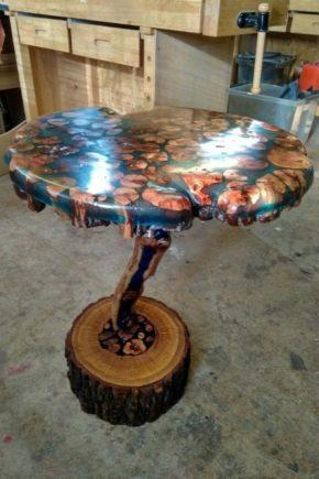 f7acee33bf14 Столы из эпоксидной смолы своими руками (22 фото)  как сделать стол ...