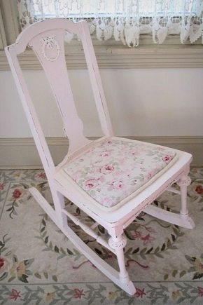 Декупаж стульев для начинающих пошагово 36