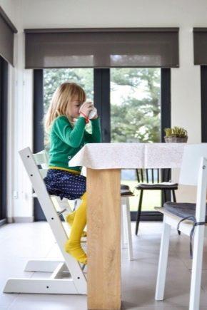 Детский стул Kid-Fix