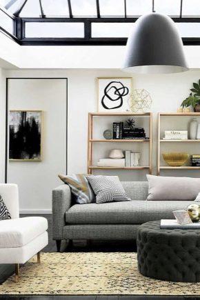 Красивый уютный дизайн квартиры