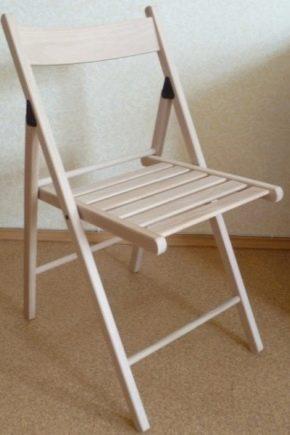 Почему выбирают складные стулья Ikea?