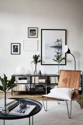 Современные варианты оформления интерьера однокомнатной квартиры