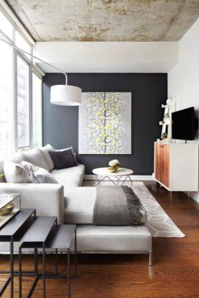 Современные идеи интерьера квартиры