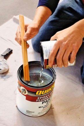 Какой водой разбавлять эмульсионную краску для покраски потолка слюда молотая для шпатлевки цена