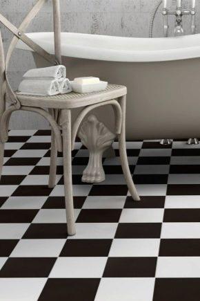 Красивые раскладки плитки: примеры в интерьере