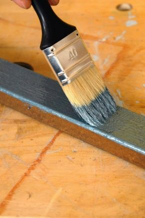 Особенности молотковой краски по металлу