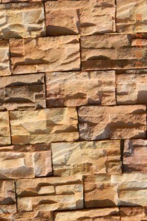 Плитка из сланца: особенности материала
