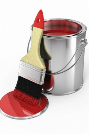 Резиновая краска: характеристики и сфера применения