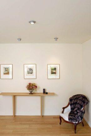 Матовые натяжные потолки: виды, цвета и фактуры