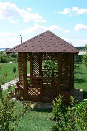 Садовые беседки: красота и уют на вашей даче