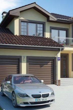 Гараж на два автомобиля проекты куплю гараж в донецке в куйбышевском районе