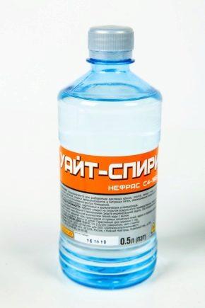 Растворитель уайт-спирит: характеристики и особенности