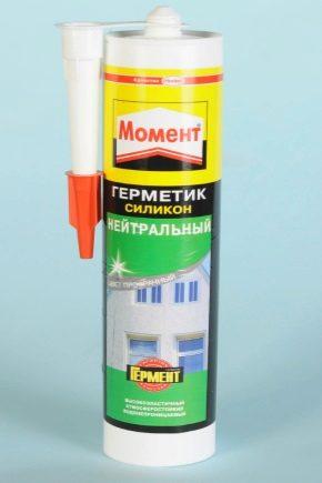 Нейтральные силиконовые герметики: виды, свойства и применение