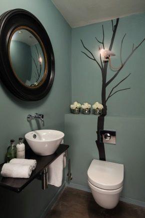 Размеры и выбор маленьких раковин для туалета
