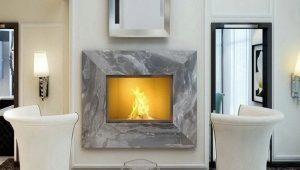 Декоративный камин – создаем домашний уют
