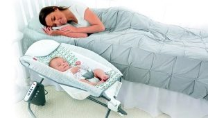 Электронные качели для новорожденных