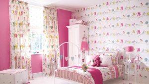 Фотообои для детской комнаты девочек