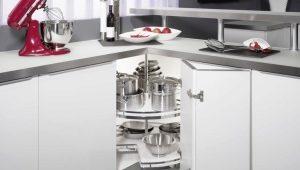 Карусель для кухни в нижний шкаф