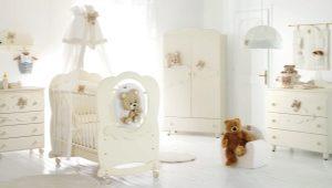 Деревянные кроватки для новорожденных