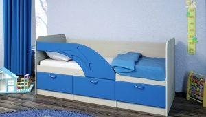 Детская кровать для мальчика 3 лет
