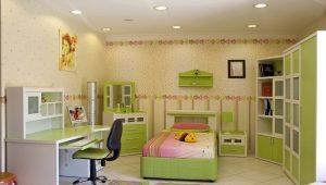 Детская кровать по возрасту