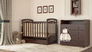 """Детская кроватка """"Мой Малыш"""""""