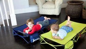 Детская раскладная кровать