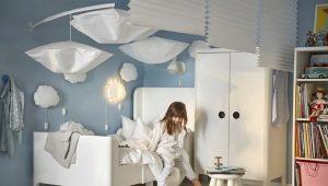 Детская раздвижная кровать Ikea